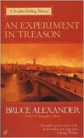 An Experiment In Treason - Bruce Alexander