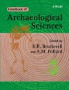 Handbook of Archaeological Sciences - D. R. Brothwell, A. M. Pollard