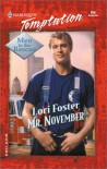 Mr. November - Lori Foster