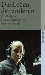 Das Leben der anderen. Geschwärzte Ausgabe - Florian Henckel von Donnersmarck