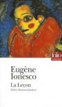 La Leçon - Eugène Ionesco