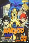 Naruto, Vol. 55: The Great War Begins - Masashi Kishimoto, Mari Morimoto