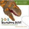 1-2-3 Dinosaurs Bite: A Prehistoric Counting Book - American Museum of Natural History