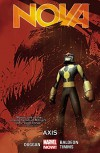 Nova Volume 5: Axis - John F. Timms, David Baldeón, Gerry Duggan
