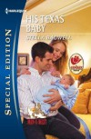 His Texas Baby (Harlequin Special Edition) - Stella Bagwell