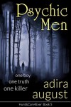 Psychic Men (Hunt&Cam4Ever #5) - Adira August