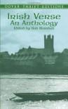 Irish Verse: An Anthology - Bob Blaisdell
