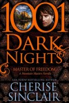 Master of Freedom: A Mountain Masters Novella - Cherise Sinclair