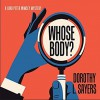 Whose Body? - Dorothy L. Sayers, Mark Meadows