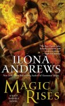 Magic Rises (Kate Daniels, #6) - Ilona Andrews