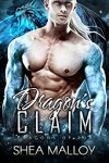 Dragon's Claim: Dragons of Rur (Book 2) - Kasmit Covers, Shea Malloy