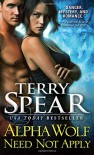 Alpha Wolf Need Not Apply (Silver Town Wolf) - Terry Spear