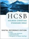 The Holy Bible: HCSB Digital Text Edition: Holman Christian Standard Bible Optimized for Digital Readers - Anonymous