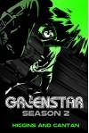 Greenstar Season 2 (A Josie Stein Comedy) - Dave Higgins, Simon Cantan