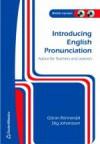 Introducing english pronunciation  - Göran Rönnerdal, Stig Johansson