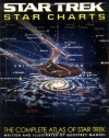 Star Trek Star Charts: The Complete Atlas of Star Trek - Geoffrey Mandel, Doug Drexler