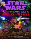 Star Wars:  The New Essential Guide to Vehicles & Vessels - W. Haden Blackman, Ian Fullwood