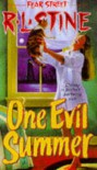 One Evil Summer - R.L. Stine