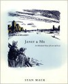 Janet & Me: An Illustrated Story of Love and Loss - Stan Mack,  Stanley Mack