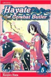 Hayate the Combat Butler, Volume 5 - Kenjiro Hata,  Kit Fox