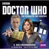 Die Erinnerung (Doctor Who: Die Dynastie der Winter 4) - George Mann, Lutz Riedel, Lübbe Audio