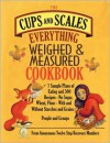 The Cups & Scales Everything Weighed & Measured Cookbook -7 Sample Plans of Eating & 300 Recipes - No Sugar,Wheat, Flour - With and Without Starches and Grains - People & Groups - Anonymous Twelve Step Recovery Members (Editor),  Anonymous Overeaters Anonymous Member (Editor)