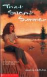 That Silent Summer - Elaine Medline