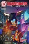 Transformers: Robots In Disguise Animated (2015-) #5 - Priscilla Tramontano, Georgia Ball
