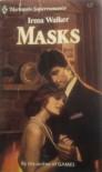 Masks (Harlequin Superromance No. 247) - Irma Walker