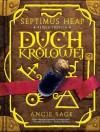 Duch królowej - Angie Sage