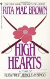 High Hearts - Rita Mae Brown