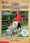 Mary Anne + 2 Many Babies (The Baby-Sitters Club, #52) - Ann M. Martin
