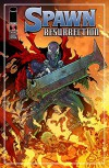 Spawn Resurrection #1 - Paul Jenkins, Jonboy