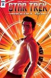 Star Trek: Boldly Go #2 - Mike Johnson, Tony Shasteen, George Caltsoldas