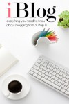 iBlog: Everything you need to know about blogging from 30 top bloggers (Volume 1) by Amy Stults (2013-03-11) - Amy Stults; Jimmie Lanley