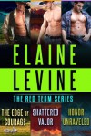 Red Team 1-3 Boxed Set - Elaine Levine