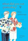 What Did You Eat Yesterday?, Volume 9 - Fumi Fumi Yoshinaga, LBGT manga