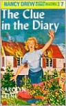 The Clue in the Diary (Nancy Drew Series #7) -
