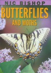 Butterflies And Moths - Nic Bishop