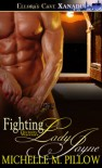 Fighting Lady Jayne (Divinity Warriors, #2) - Michelle M. Pillow