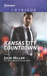 Kansas City Countdown (The Precinct: Bachelors in Blue) - Julie Miller