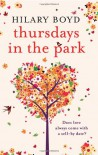 Thursdays in the Park - Hilary Boyd