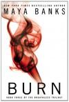Burn - Maya Banks