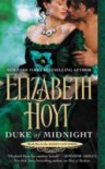 Duke of Midnight - Elizabeth Hoyt, Claudia Harris