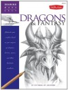 Drawing Made Easy: Dragons & Fantasy: Unleash your creative beast as you conjure up dragons, fairies, ogres, and other fantastic creatures - Kythera of Anevern