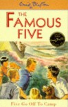 Five Go Off to Camp  - Enid Blyton