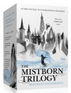 Mistborn Trilogy (Box set, includes The Final Empire, The Well of Ascension and The Hero of Ages) by Sanderson, Brandon (2011) Paperback - Brandon Sanderson