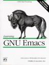 Learning GNU Emacs - Debra Cameron, Eric S. Raymond, Bill Rosenblatt