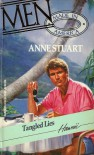 Tangled Lies (Men Made In America 2 Series, #11) - Anne Stuart