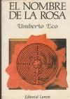 El nombre de la rosa - Umberto Eco, Richardo Pochtar